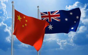 cargo from China to Australia