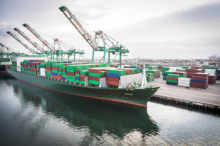 fastest-container-shipping-route-from-China-to-USA
